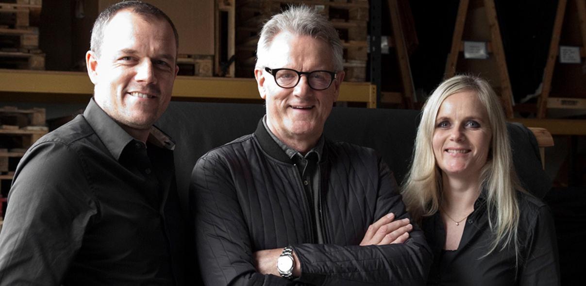 Mads Sørensen, Arne Sørensen, Luise Sørensen