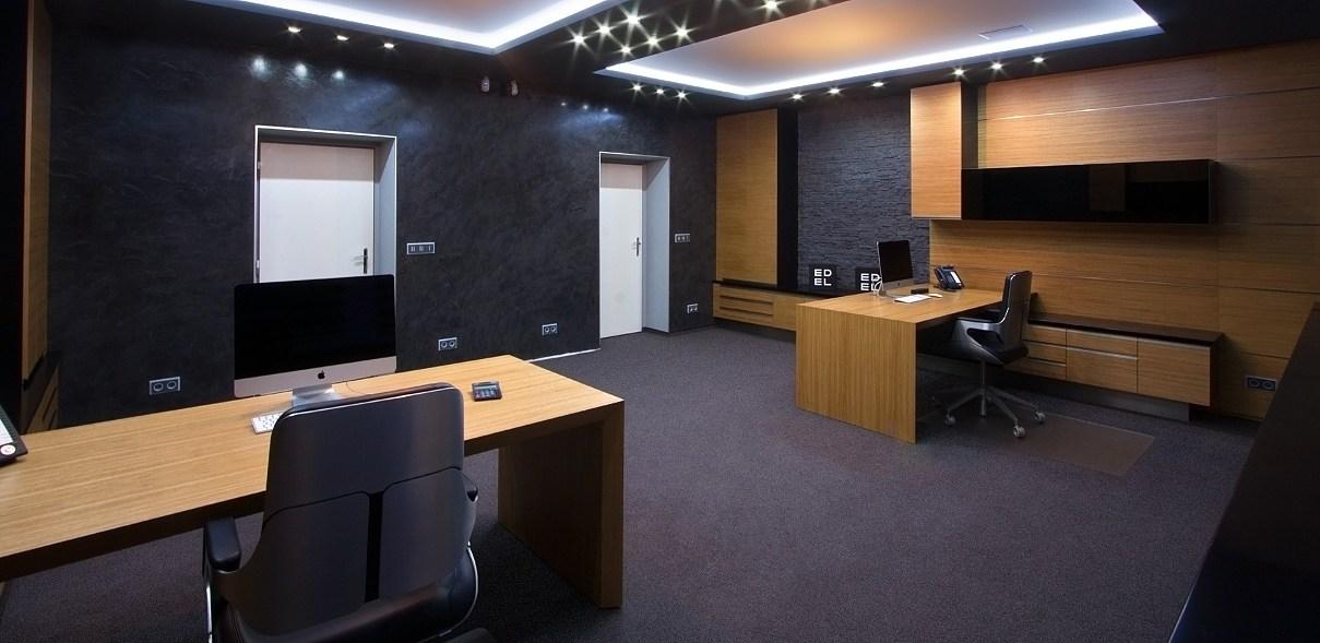 kancelář vedení společnosti