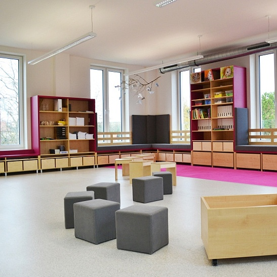 Základní škola - Praha - Nebušice