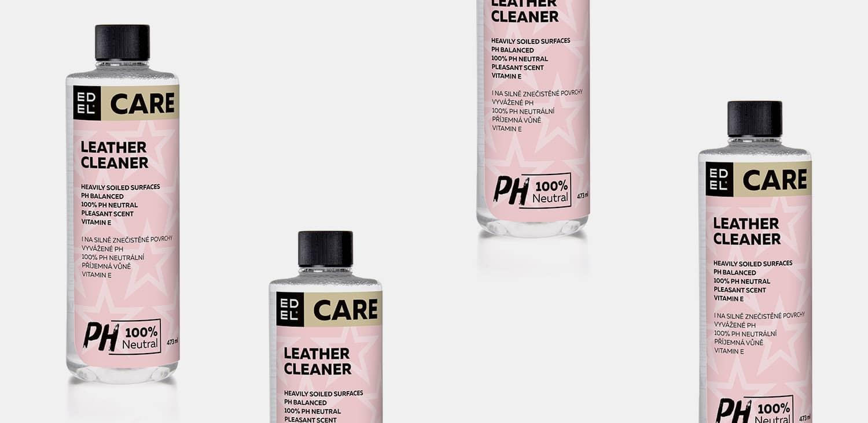 EDEL CARE | čistění, vypínání a impregnace kůže