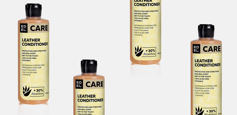 EDEL CARE | vypínání a impregnace kůže