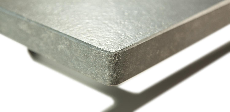stolová deska ze žuly - nero zimbabwe (povrchová úprava - kůže)