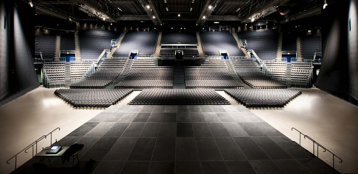 Arena Oslo Spektrum, Norsko