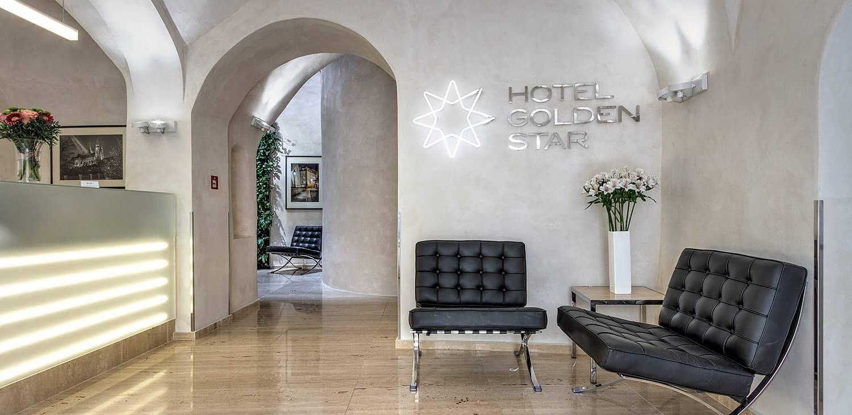 HOTEL GOLDEN STAR **** PRAHA