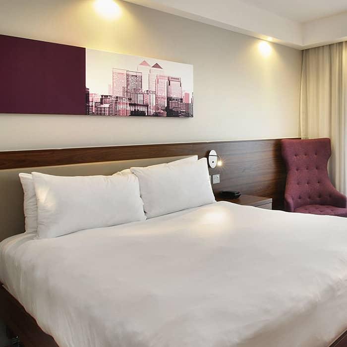 hotel HAMPTON BY HILTON *** LONDÝN