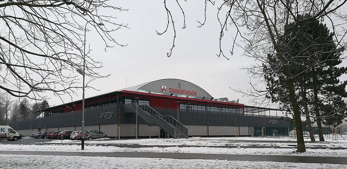 RESTAURACE ARENA - ZIMNÍ STADION - VYŠKOV